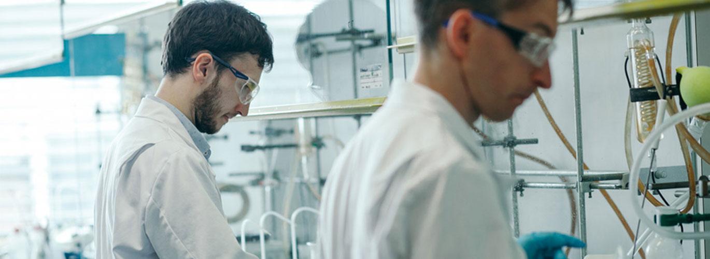 Laboratory Technician – Organic Chemistry.