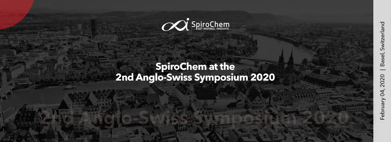 SpiroChem at the 2nd Anglo-Swiss Symposium 2020
