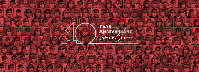 Celebrating 10 years of SpiroChem