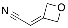 2-(oxetan-3-ylidene)acetonitrile