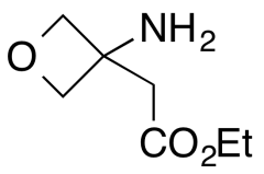 ethyl 2-(3-aminooxetan-3-yl)acetate hemioxalate