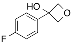 3-(4-Fluorophenyl)oxetan-3-ol