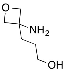 3-(3-Aminooxetan-3-yl)propan-1-ol