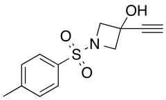 3-Ethynyl-1-tosylazetidin-3-ol