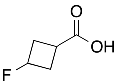 3-fluorocyclobutane-1-carboxylic acid