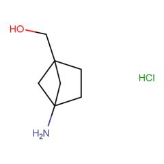 (4-aminobicyclo[2.1.1]hexan-1-yl)methanol hydrochloride