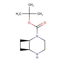 tert-butyl (1R,6S)-2,5-diazabicyclo[4.2.0]octane-2-carboxylate