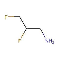 2,3-difluoropropan-1-amine