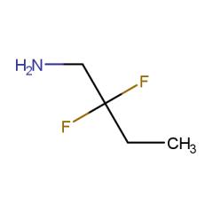 2,2-difluorobutan-1-amine