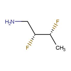 (2R,3R)-2,3-difluorobutan-1-amine